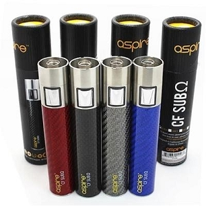 Aspire Sub-Ohm Battery (Blue)