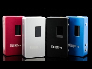 Cloupor T8 150w Box Mod (Blue)